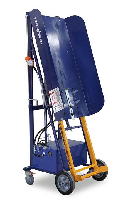 Rugged (Powered) Bin Lifter