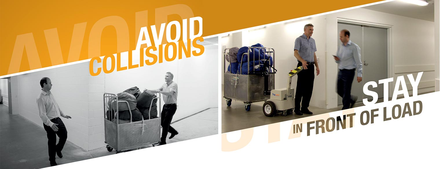 Avoid workplace collisions