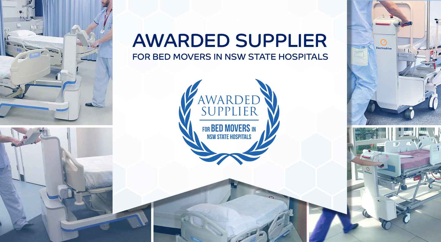 Awarded supplier for bed movers in NSW state hospitals